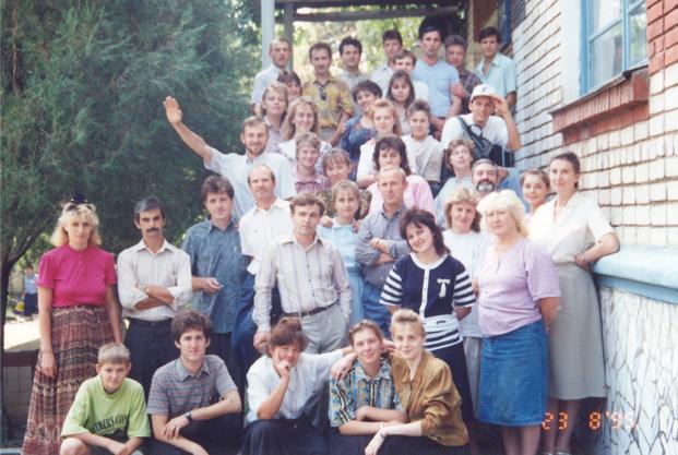 Библейский колледж Лампадос заочники 1995