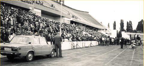 евангелизация стадион кубань 1991